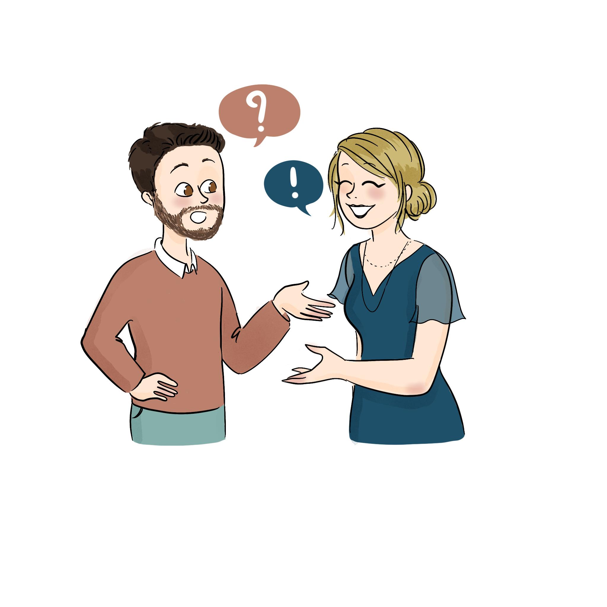 5. Histoire courte pour répondre à une question bien spécifique
