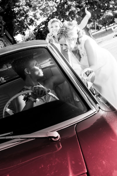 Union, mariage, engagement femme / femme